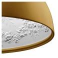 Flos Skygarden 1 Suspension Pendant Lamp in Matt Gold designed by Marcel Wanders (Italian Lighting)