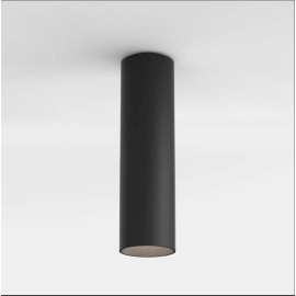 Yuma Surface 250 LED Ceiling Light Bronze c/w 10.3W 2700K 538lm LED IP20 rated Dimmable, Astro 1399016