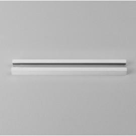 Astro Lighting 240V Track 1000mm (1m) in Matt White for Ceiling Mounting, Astro 6020001
