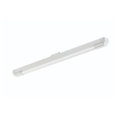 IP20 8W 600mm Single LED Batten Fitting 4000K 920lm, Single LED Batten replacing T8 Fluorescent
