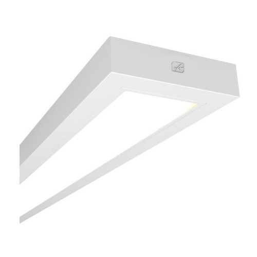 Gemini 4000K LED Linear Emergency Light 54W 1510mm White IP20 for Suspension or Surface, Ansell AGELED2X5/M3