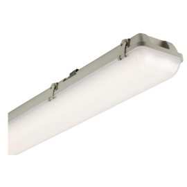 230V IP65 6ft 69W 4000K Twin LED Batten built in 7770lm Non-Corrosive c/w Maintained 3h Emergency