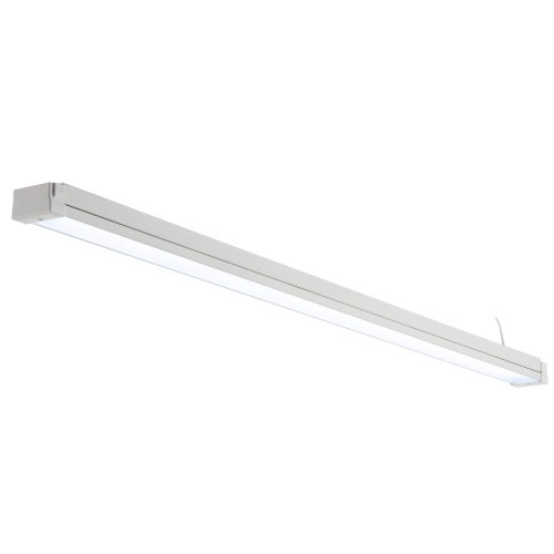 Dane 2 x 15W Daylight White 6000K T-bar LED Luminaire 600mm IP40 rated Low Profile with LED Driver