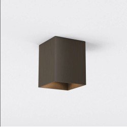 Kinzo 140 Bronze Ceiling LED Light for Down-lighting 12.5W 2700K IP20 rated Dimmable Astro 1398020