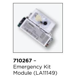 Renzo Emergency Kit Module (LA11149) for the Megaman Renzo LED Bulkheads