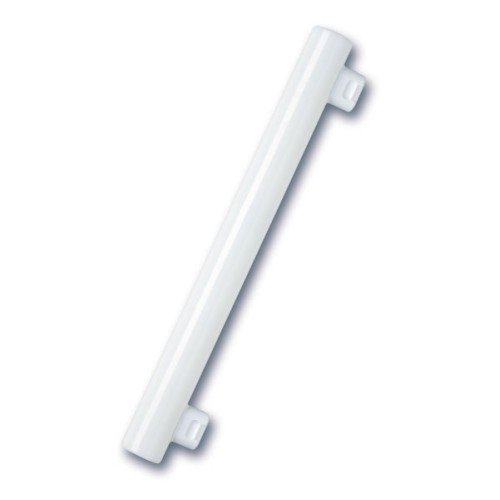 6W Architectural Opal LED Light Bulb S14S 2700K 250lm 300mm x 30mm Dimmable Linear LED