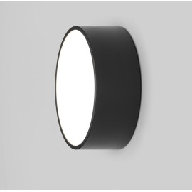Kea 150 Round LED Light in Textured Black IP65 3000K 8.1W LED Bulkhead for Wall/Ceiling, Astro 1391002