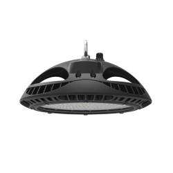 IP65 100W High-Bay Tough Shell LED Light 4000K 13000lm Non-Dimmable 120deg Beam Angle Integral LED ILHBC100 in Black