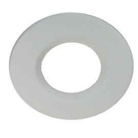 Matt White Bezel Cover for the ELAN-LED COB 10W Fixed LED Downlights