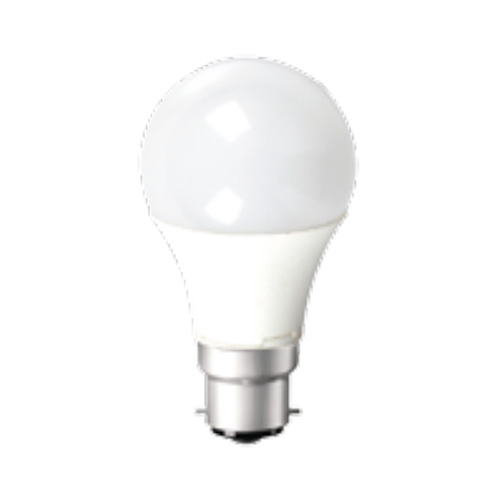 9W 2700K Warm White B22 LED Light Bulb A60 806lm, SMD LED Bulb in White Non-Dimmable