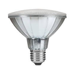 IP65 rated 10W PAR30 ES/E27 Clear Dimmable LED Lamp 3000K 800lm 45 degrees Beam Energy Efficient Glass LED lamp