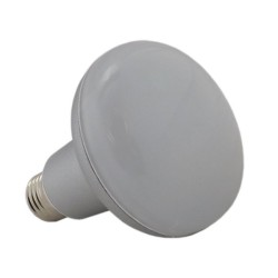 12W R80 ES/E27 Reflector LED Lamp Warm White 3000K 800lm, Non-Dimmable LED equiv. 100W