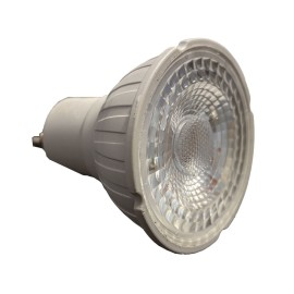 5.5W GU10 PAR16 Reflector LED Lamp Dimmable 500lm 2800K Warm White 36 degree Beam, Megaman 140504