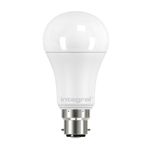 13.5W BC GLS Dimmable LED Lamp 2700K Warm White 1521lm Eq. 100W, Retro-Fit Classic Globe