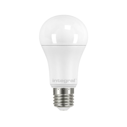 13.5W (equiv. 100W) 2700K E27/ES GLS LED Lamp Dimmable 1521lm Classic Globe Frosted, Integral LED 114268