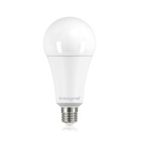 14.5W ES/E27 Classic Globe GLS Non-Dimmable LED Lamp 1921lm 2700K Frosted Lamp equiv. 120W, Integral LED ILGLSE27NC097