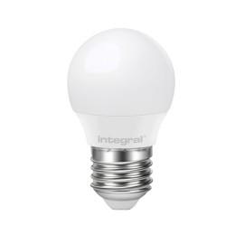 6.3W E27/ES 2700K 470lm Dimmable Mini Globe LED Light Bulb, Conventional Retrofit LED Lamp