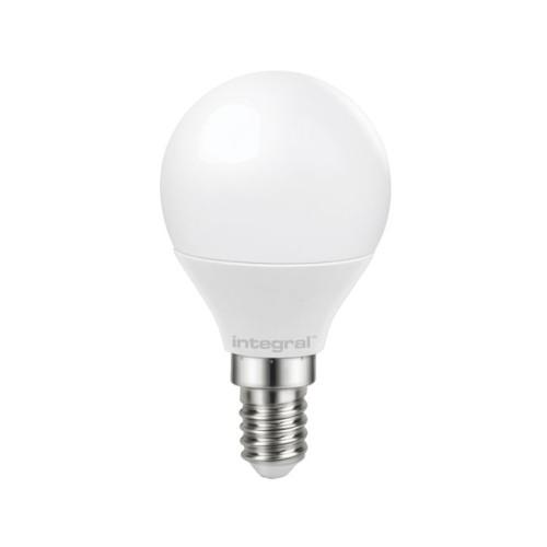 6.3W E14 2700K 470lm Dimmable Mini Globe LED Light Bulb, Conventional Retrofit LED Lamp
