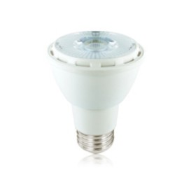 6W E27 PAR20 COB-like Dimmable LED Lamp 2700K Warm White 450lm Equivalent to 57W