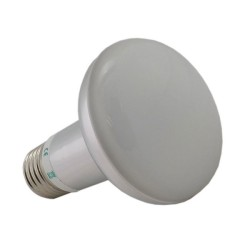 7W R63 ES/E27 LED Lamp Warm White 3000K 450lm, Non-Dimmable LED Reflector Lamp