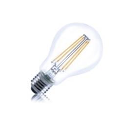 8W E27/ES Non-Dimmable Filament LED Lamp 2700K 1055lm GLS Classic Globe 330deg Beam Angle