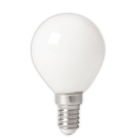 3.5W E14 LED Golf Ball Lamp 2700K P45 350lm Dimmable Full Glass Filament, Astro 6004087