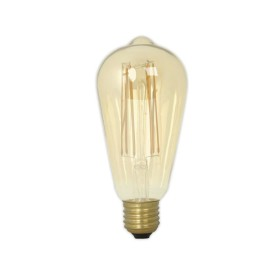 4W Vintage LED Lamp E27/ES 2100K Full Glass Long Filament Rustik Lamp 320lm Gold Dimmable