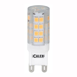 3.5W G9 300lm 2700K warm White Non-dimmable LED Lamp with Clear Lens, Calex LED 473868