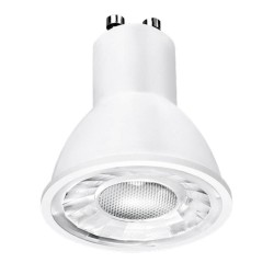 5W GU10 4000K Cool White Dimmable LED Lamp, Aurora EN-DGU005/40 520lm ICE LED Lamp 60 degrees beam