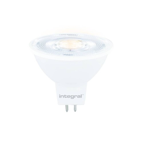8.3W MR16 COB GU5.3 2700K Warm White Dimmable LED Lamp 680lm 36deg Beam with Classic Glow equiv. 50W, Integral LED ILMR16DC039
