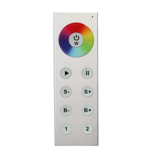 2 Zone RGB Remote Controller for RGB LED Striplights with 5-100% Smooth Dimming