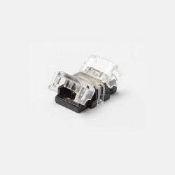 IP20 rated LED Strip-to-Strip Clip Connector 8mm for fossLED IP20 LED Striplights