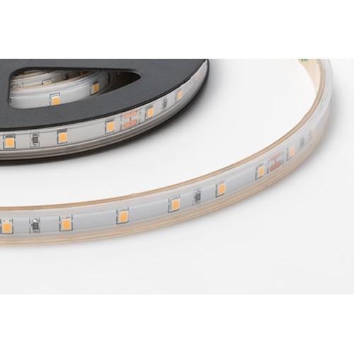 IP65 5W/m 2700K 24V Dimmable LED Striplight Self-adhesive 120deg Beam 420-500lm/m 5m Reel