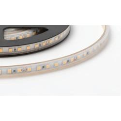 10W/m 24V IP20 Self-adhesive Dimmable LED Striplight 120 degs Beam 3000K 780-900lm/m (5m Reel) FossLED FLS3-OC1S31
