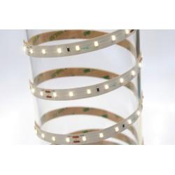IP65 rated 12W/m 2700K 1025lm/m LED Striplight, 5m Reel Self-Adhesive Single Color LED Strip SMD 2835 Chip