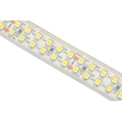 19.2W/m IP65 Waterproof 5m LED Strip 3000K 1800lm/m LS-5IPWW30K, Self-Adhesive Dimmable LED Strip