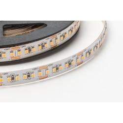 IP20 9W/m 2700K Dimmable Linear LED Striplight 600-700lm/m 24V CRI 94+, Self-adhesive Foss LED FLSL2-0G1L21