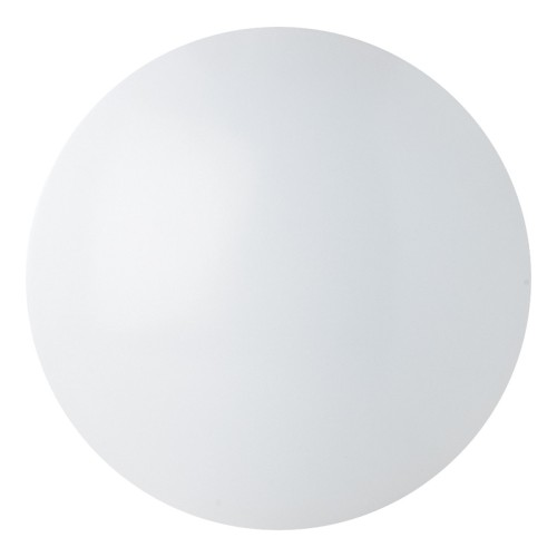 Renzo 23W Integrated LED Round Bulkhead with Motion Sensor IP44 3000K 2000lm for Wall/Ceiling