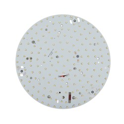 Luik Gear Tray 18W 4200K LED with a Microwave Sensor for use with Luik Bulkheads, Saxby Lighting 72180