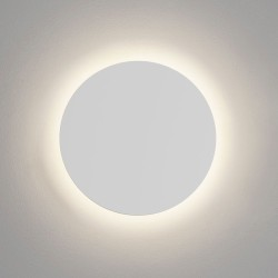 Eclipse Round 350 LED Plaster Wall Light 12.3W 2700K 462.55lm 350mm Diameter Paintable, Astro 1333006