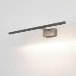 Mondrian 600 LED Picture Light in Matt Nickel 10.8W 2700K 219lm with Adjustable Head IP20, Astro 1374002