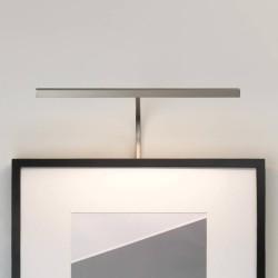 Mondrian 400 Frame Mounted LED Light in Matt Nickel 4.6W 2700K with Adjustable Head IP20, Astro 1374007