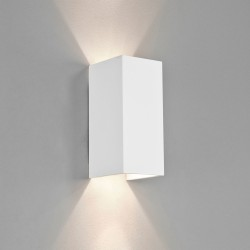 Parma 210 LED Plaster Wall Light for Up-and-down Lighting c/w 7.7W 3000K Dimmable, Astro 1187021