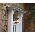 Homefield Pendant 240 in Black with Transparent Glass IP23 12W E27/ES LED lamp for Exterior Lighting, Astro 1095010