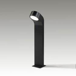 Soprano Bollard Light in Textured Black for Exterior Lighting IP65 using 1 x 9W max. GX53, Astro 1131006