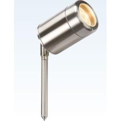 IP65 Stainless Steel Garden Spike Light using 1 x GU10 35W for Garden Lighting