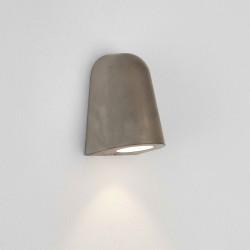 Mast Concrete Wall Light IP65 rated 1 x GU10 35W, Surf Coastal Light, Astro 1317006
