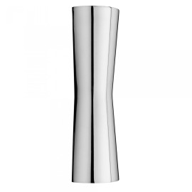 Flos Clessidra Chrome Up-and-Down LED Wall Light 20degs Beam 10W 3000K IP55 by Antonio Citterio