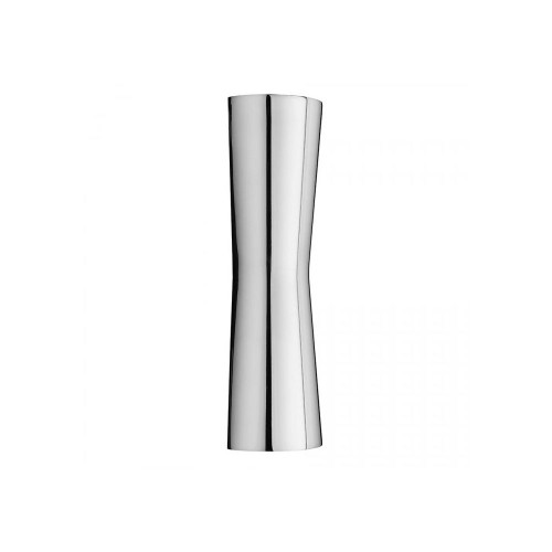 Flos Clessidra Chrome Up-and-Down LED Wall Light 40degs Beam 10W 3000K IP55 by Antonio Citterio