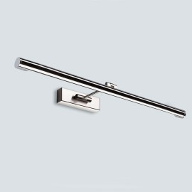 Goya 760 LED Wall Picture Light 12.6W 2700K in Polished Chrome with Adjustable Head IP20, Astro 1115010